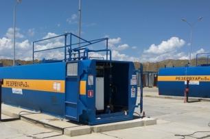 Контейнерные АЗС (блоки приема, хранения и выдачи автомобильного топлива)