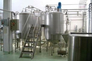 Емкостное оборудование для химической отрасли